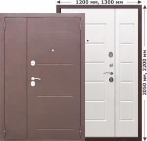 Дверь входная Гарда 1200
